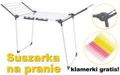 MultiStore SUSZARKA DO PRANIA DELUX